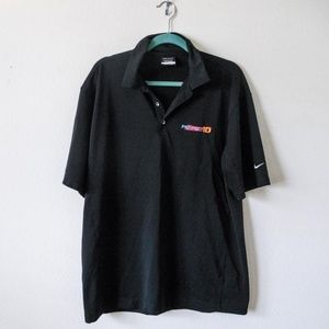 Mens Nike Golf Dri Fit Polo Shirt  Perfect 10